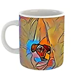 Westlake Art - Art Paint - 11oz Coffee Cup Mug - Abstract Artwork Home Office Birthday Christmas Gift - 11 Ounce (CD26-C703E)