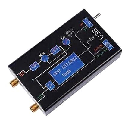 Baosity 100KHz-1766MHz UV HF RTL-SDR USB Tuner Receiver +