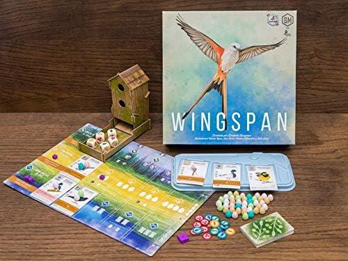 Maldito Games Wingspan - Juego de Mesa [Castellano]: Amazon.es: Juguetes y juegos