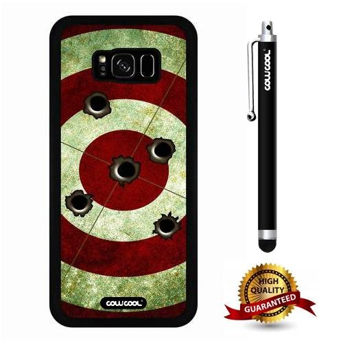 newest 14a63 0a410 Amazon.com: Galaxy S8 Plus Case, Target Case, Cowcool Ultra Thin ...