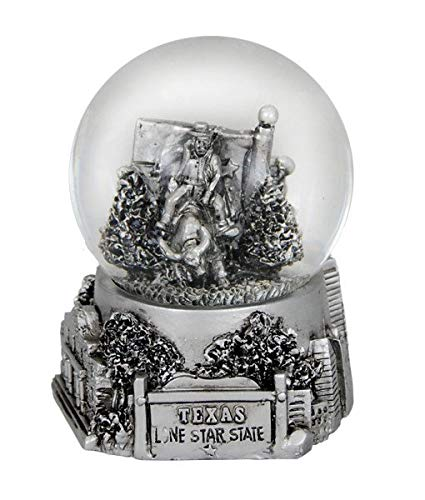 - Americaware PSGTXS65 Texas 65 mm Snow Globe