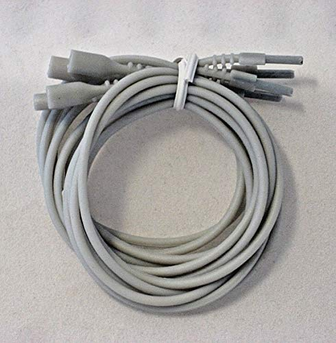 Grey Necklace Silicone Cord Funky Rubber Snap Add Pendant 16