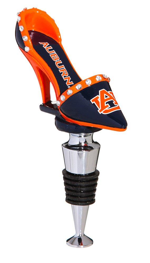 Auburn University High Heel Shoe Bottle Stopper