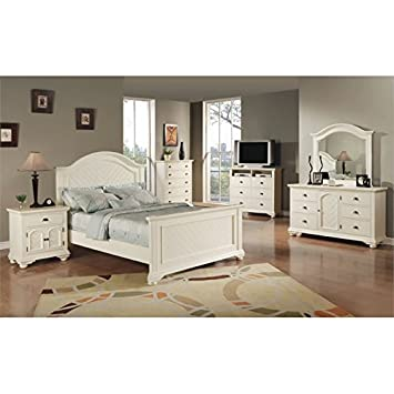 Amazon.com: Picket House Furnishings Addison 6 Piece King ...