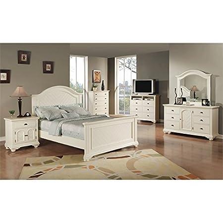 Amazon.com: Picket House Furnishings Addison 6 Piece King Bedroom ...