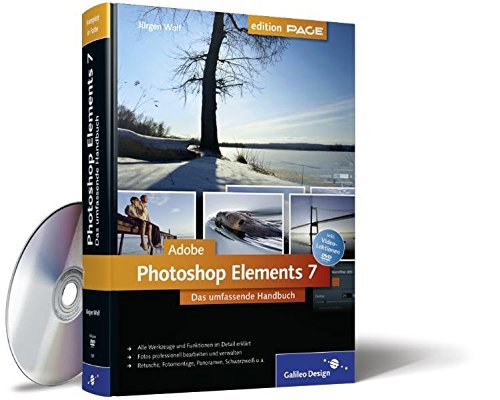 Adobe Photoshop Elements 7 Das Umfassende Handbuch Galileo Design