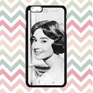 Audrey Hepburn For Iphone 6/6s Plus (5.5) Funda Carcasa Case Smart Girls,Anti-Scratch Slim Case