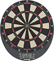 Arachnid Bullshooter Lightweight Electronic Dartboard with LCD Scoring Displays, Heckler Feature, 8-Player Sco