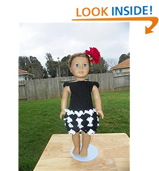 Dress Patterns For 18 Inch Dolls Amazon