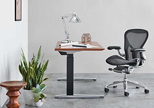 Herman Miller Aeron Chair, Size C, Graphite by Herman Miller (Image #7)