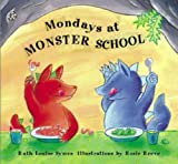 Mondays at Monster School, Ruth Louise Symes, 1842551264
