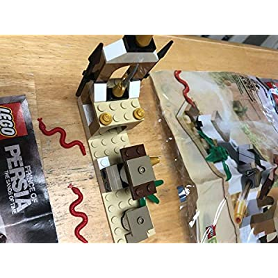 LEGO BrickMaster Exclusive Mini Building Set #20017 Prince of Persia Bagged: Toys & Games