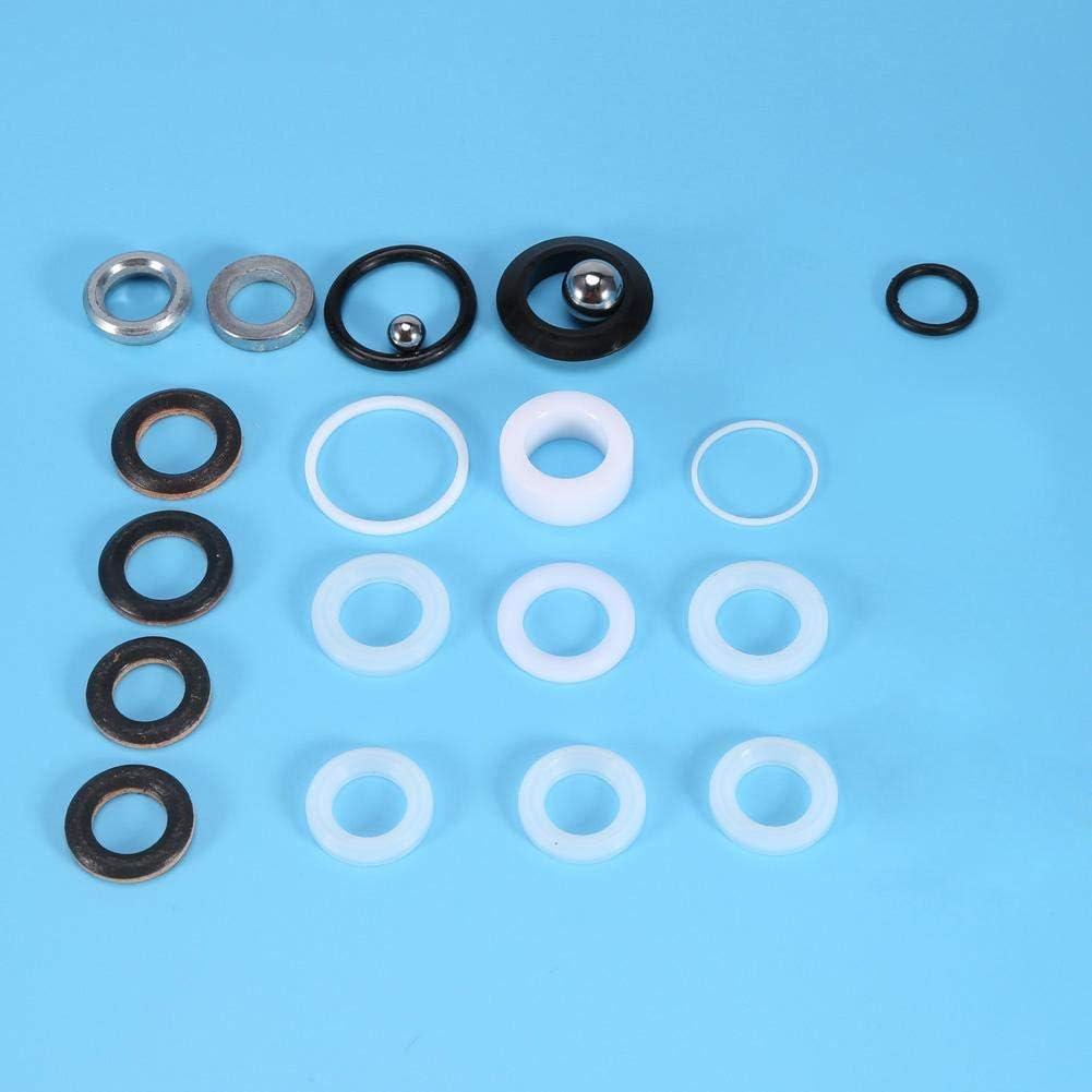 Durable Sprayer Pump Repair O-Ring Repair Outdoor for Indoor O-Ring Repair Kit Bicaquu Paint Sprayer Seal Easy to Use O Ring Assortment Kit