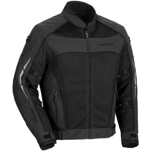 Fieldsheer High Temp Mens Black Mesh Jacket - 4X-Large
