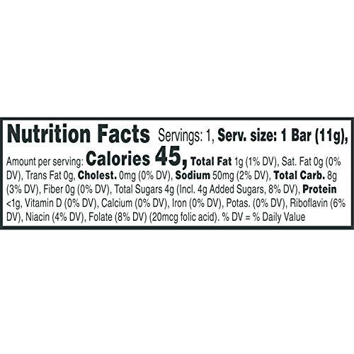 Kellogg's Rice Krispies Treats, Mini Squares, Crispy Marshmallow Squares, Original, Bulk Size (Pack of 600, 0.39 oz Bars) by Rice Krispies (Image #1)