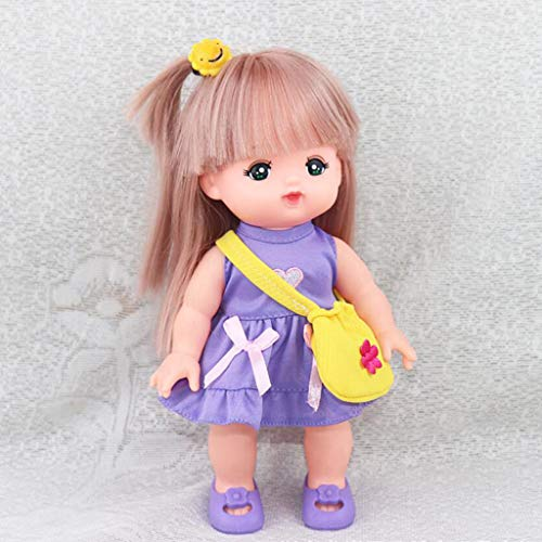 Kesoto Sac Chaussure Cheveux Pour Slip 8 25cm Convient Chaussettes jupe robe À Accessoire Robe Bandeau Poupée 1 Main Dollhouse BrX8Bq