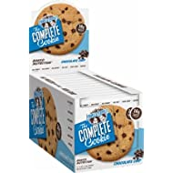Lenny & Larry's All-Natural Complete Cookie Chocolate Chip 12 per Box - 4 Oz (113 g)