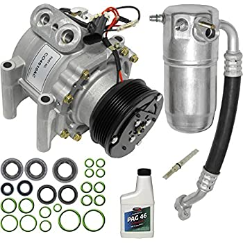 Universal Air Conditioner KT 4635 A//C Compressor and Component Kit
