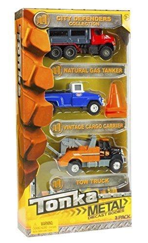 tonka fire truck vintage - 3