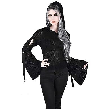 Killstar Femme Noir Noir Pull