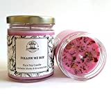 Follow Me Boy 6 oz Soy Spell Candle for Love, Commitment & Fidelity Wiccan Pagan Rituals