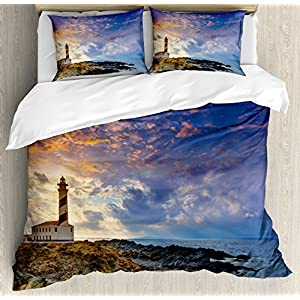 51sDU-%2BqoJL._SS300_ 100+ Nautical Duvet Covers and Nautical Coverlets For 2020