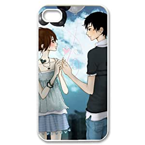 love lovers animation For iPhone 4,4S Csae TPU protection Case HYH696038