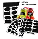 64 Reusable Reusable (8 Sheet Pack) P...