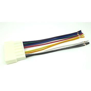 Amazon.com: ConPus Honda Acura CAR Stereo CD Player Wiring ... on