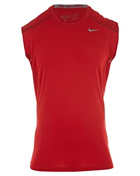 1618b0f2 Image Unavailable. Image not available for. Colour: Nike Core Fitted  Sleeveless Top 2.0 Mens Style: 449786-649 ...