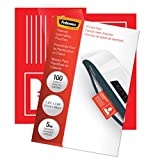 Fellowes Laminating Pouches, ID Tag Size, 5