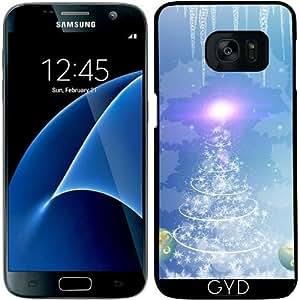 Funda para Samsung Galaxy S7 - árbol De Navidad by nicky2342