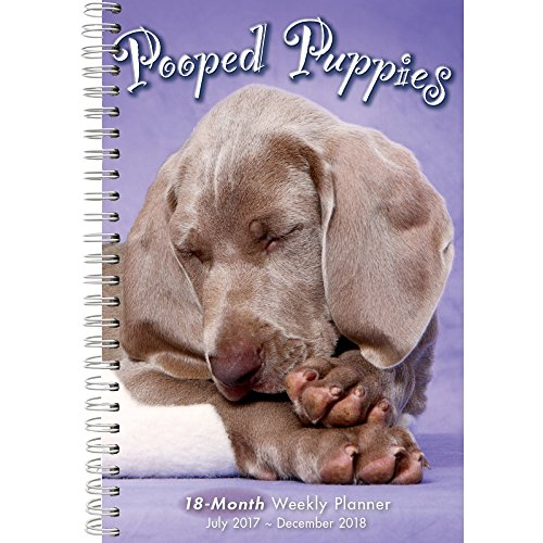 Pooped Puppies 2018 Engagement Calendar (CW0225)