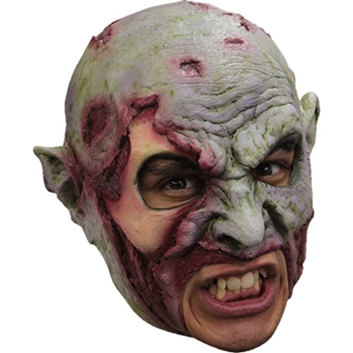 Ghoulish Productions Walker with Teeth Latex Mask Dead
