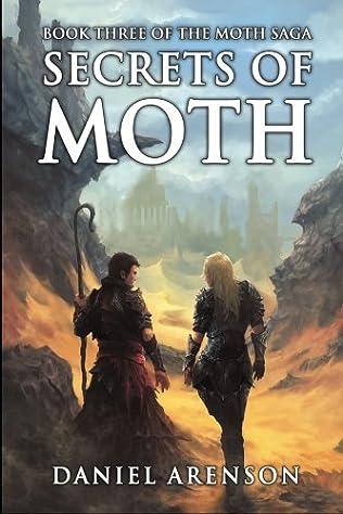 book cover of Secrets of Moth