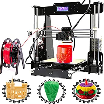 3d Printers Gucoco A8 Y8 Pro Acrylic High Precision Lcd Screen