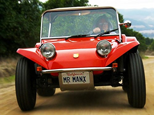 Meyers Manx! World's First Fiberglass Dune Buggy