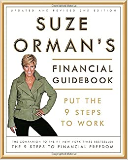 Printables Suze Orman Worksheets suze ormans financial guidebook put the 9 steps to work orman 9780307347305 amazon com books