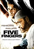 Five Fingers by Mimi Ferrer
