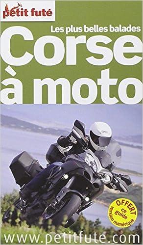 Lire Petit Futé - Les plus belles balades Corse à moto epub pdf