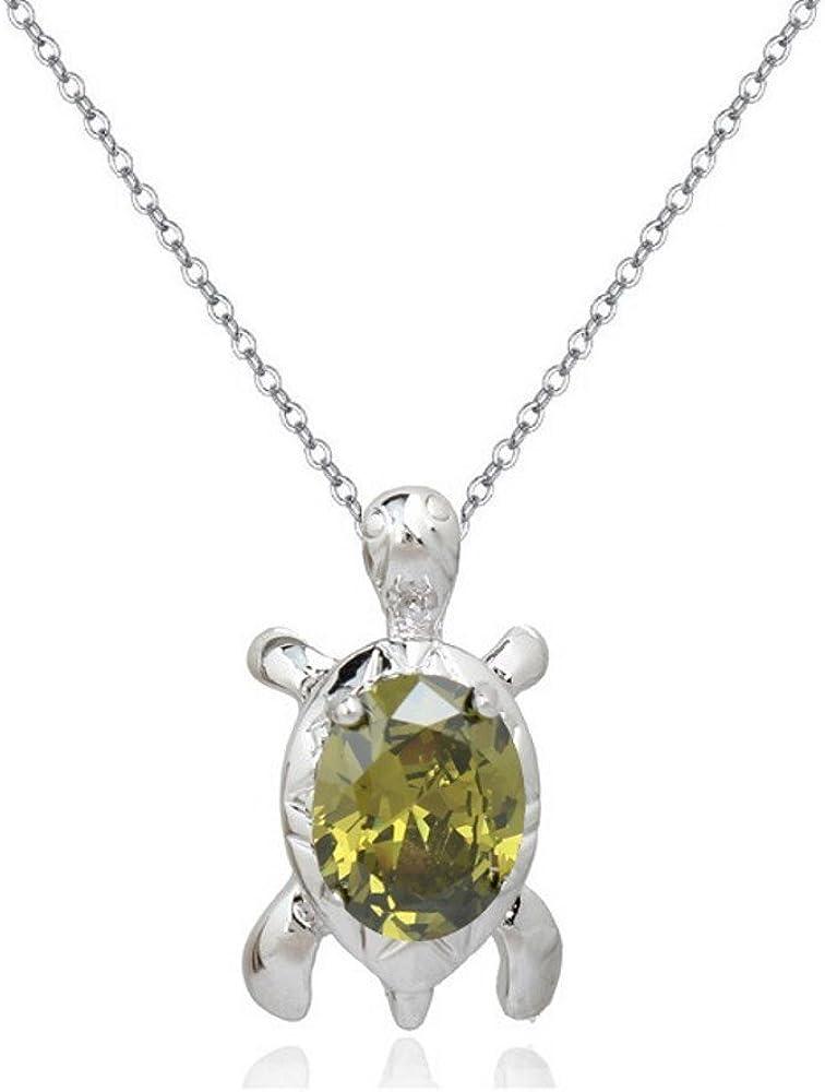 Collier 18 carats plaqu/é or jaune avec cristaux autrichiens bleu imitation pierre doeil de chat en zircone