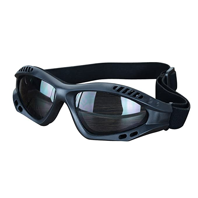 Viriber Motorcycle Goggles Bike Goggles UV Protective Outdoor Glasses Dust-proof Protective Combat Goggles Military Sunglasses Outdoor Tactical ...