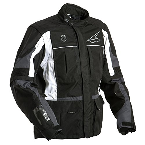 AXO Glide Jacket (Black, Medium) ()