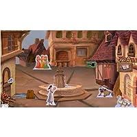LeapFrog Disney Princess: juego de aprendizaje Pop-Up Story Adventures (funciona con LeapPad Tablets y Leapster GS)