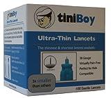 Tiniboy 36 Gauge Lancets - Box of 100