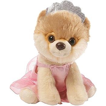 Amazon Com Gund Baby Itty Bitty Boo Plush Toy Pink Blue Or
