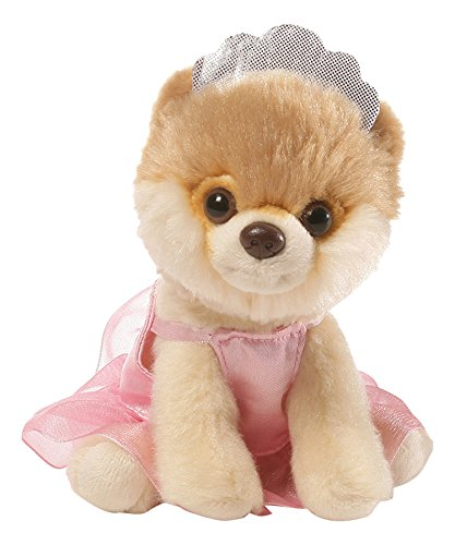 Gund Itty Bitty Boo Ballerina Stuffed Dog Plush