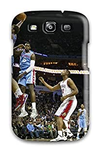 Top Quality Rugged Los Angeles Clippers Basketball Nba (32) Case Cover For Galaxy S3