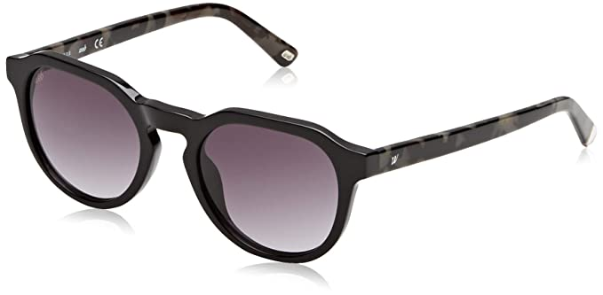 Web WE0232 Gafas de Sol, Negro (Black/Other/Gradient Smoke ...