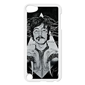 Generic Cell Phone Case for iPod Touch 5 [White] I Am the Walrus [Custom] AA7068